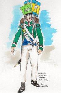 image_6_Tambour_31e_Leger_1810-1812
