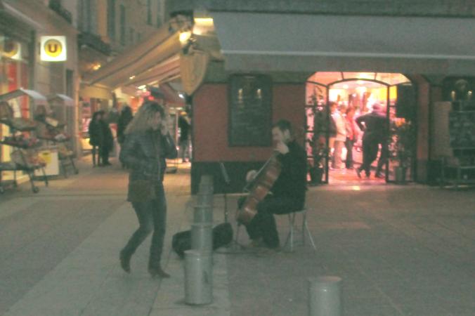 musique rue